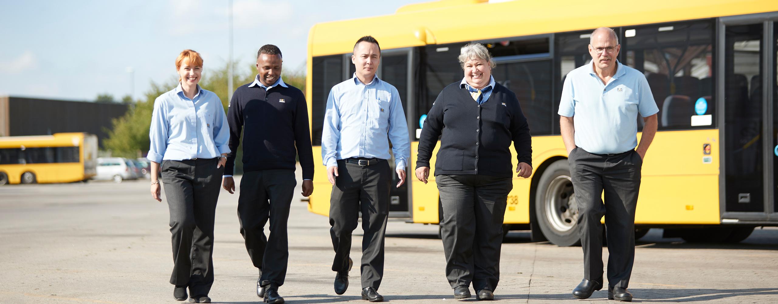 job som buschauffør i københavn